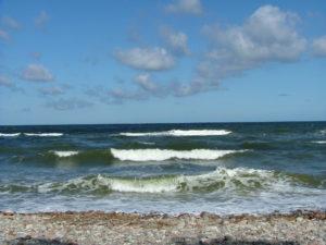 noclegi blisko morza Ostrowo