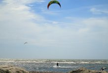 kitesurfing półwysep helski