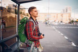 turysta fotograf