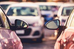 parking samochód